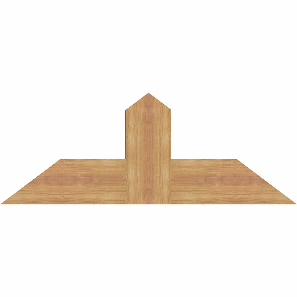 Portland smooth timber gable bracketwestern red cedar for Cedar gable brackets