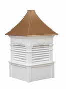 Rockford Style - Louvered Cupola - Signature Series