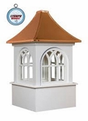 Roxbury Style - Louvered Cupola - Estate Series