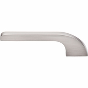 "Top Knobs - Sanctuary Collection - Neo Knob/Pull 4"" - Brushed Satin Nickel - TK42BSN"