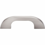 "Top Knobs - Sanctuary Collection - Neo Pull 3"" (c-c) - Brushed Satin Nickel - TK44BSN"