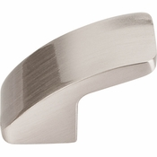 "Top Knobs - Sanctuary Collection - Thumb Knob 3/4"" - Brushed Satin Nickel - TK52BSN"