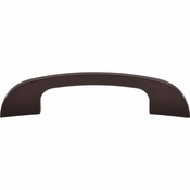 "Top Knobs - Sanctuary Collection - Curved Tidal Pull 4"" (c-c) - Oil Rubbed Bronze - TK41ORB"