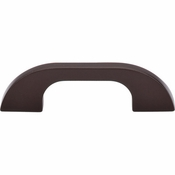 "Top Knobs - Sanctuary Collection - Neo Pull 3"" (c-c) - Oil Rubbed Bronze - TK44ORB"