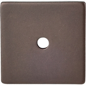 "Top Knobs - Sanctuary Collection - Square Backplate 1 1/4"" - Oil Rubbed Bronze - TK95ORB"