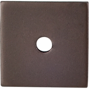 "Top Knobs - Sanctuary Collection - Square Backplate 1"" - Oil Rubbed Bronze - TK94ORB"