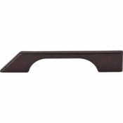 "Top Knobs - Sanctuary Collection - Tapered Bar Pull 5"" (c-c) - Oil Rubbed Bronze - TK14ORB"