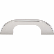 "Top Knobs - Sanctuary Collection - Neo Pull 3"" (c-c) - Polished Nickel - TK44PN"