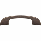 "Top Knobs - Sanctuary Collection - Curved Tidal Pull 4"" (c-c) - German Bronze - TK41GBZ"