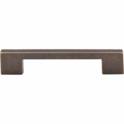 "Top Knobs - Sanctuary Collection - Linear Pull 5"" (c-c) - German Bronze - TK23GBZ"