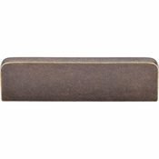 "Top Knobs - Sanctuary Collection - Neo Center Pull 3"" (c-c) - German Bronze - TK43GBZ"