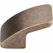 "Top Knobs - Sanctuary Collection - Thumb Knob 3/4"" - German Bronze - TK52GBZ"
