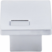 "Top Knobs - Sanctuary II Collection - Modern Metro Slot Knob 1 1/4"" - Aluminum - TK269ALU"