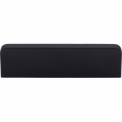 "Top Knobs - Sanctuary Collection - Neo Center Pull 3"" (c-c) - Flat Black - TK43BLK"