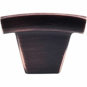 """Top Knobs - Sanctuary Collection - Arched Knob 1 1/2"""" - Tuscan Bronze - TK1TB"""