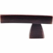"""Top Knobs - Sanctuary Collection - Arched Knob/Pull 2 1/2"""" - Tuscan Bronze - TK2TB"""