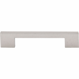 """Top Knobs - Sanctuary Collection - Linear Pull 5"""" (c-c) - Pewter Antique - TK23PTA"""