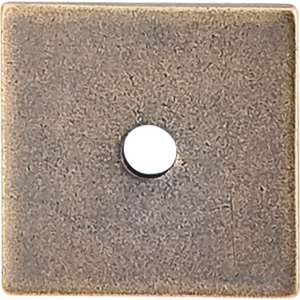 """Top Knobs - Sanctuary Collection - Square Backplate 1"""" - German Bronze - TK94GBZ"""