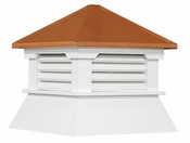 Shed Style - Louvered Cupola - Shed Series