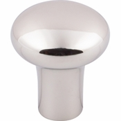 "Top Knobs - Aspen II Collection - Aspen II Round Knob 1 1/8"" - Polished Nickel - M2082"