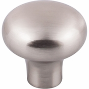 "Top Knobs - Aspen II Collection - Aspen II Round Knob 1 3/8"" - Brushed Satin Nickel - M2083"