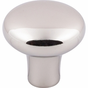 "Top Knobs - Aspen II Collection - Aspen II Round Knob 1 5/8"" - Polished Nickel - M2088"