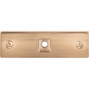 Top Knobs - Barrington Collection - Channing Knob 1 1/16 Inch - Honey Bronze - TK740HB
