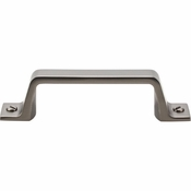 Top Knobs - Barrington Collection - Channing Pull 3 Inch (c-c) - Ash Gray - TK742AG