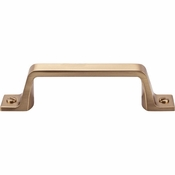 Top Knobs - Barrington Collection - Channing Pull 3 Inch (c-c) - Honey Bronze - TK742HB