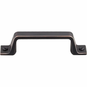 "Top Knobs - Barrington Collection - Channing Pull 3"" (c-c) - Umbrio - TK742UM"