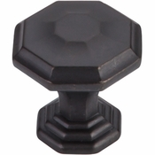 "Top Knobs - Chareau Collection - Chalet Knob 1 1/4"" - Sable - TK340SAB"