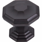 "Top Knobs - Chareau Collection - Chalet Knob 1 1/2"" - Sable - TK348SAB"
