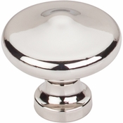 "Top Knobs - Dakota Collection - Peak Knob 1 5/16"" - Polished Nickel - M1919"