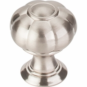 "Top Knobs - Devon Collection - Allington Knob 1 1/4"" - Brushed Satin Nickel - TK691BSN"