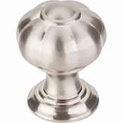 "Top Knobs - Devon Collection - Allington Knob 1"" - Brushed Satin Nickel - TK690BSN"