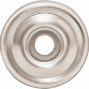 Top Knobs - Devon Collection - Brixton Backplate 1 3/8 Inch - Brushed Satin Nickel - TK890BSN