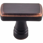 "Top Knobs - Devon Collection - Kingsbridge Knob 1 3/8"" - Umbrio - TK850UM"