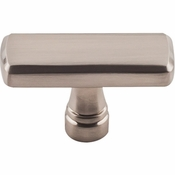 "Top Knobs - Devon Collection - Kingsbridge Knob 1 7/8"" - Brushed Satin Nickel - TK851BSN"