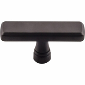 "Top Knobs - Devon Collection - Kingsbridge Knob 2 3/8"" - Sable - TK852SAB"