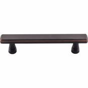 "Top Knobs - Devon Collection - Kingsbridge Pull 3 3/4"" (c-c) - Umbrio - TK853UM"