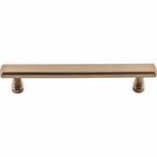 "Top Knobs - Devon Collection - Kingsbridge Pull 5 1/16"" (c-c) - Honey Bronze - TK854HB"