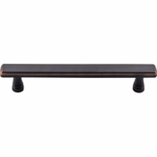 "Top Knobs - Devon Collection - Kingsbridge Pull 5 1/16"" (c-c) - Umbrio - TK854UM"