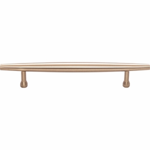 Top Knobs - Lynwood Collection - Allendale Pull 5 1/16 Inch - Honey Bronze - TK964HB