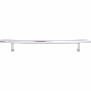 Top Knobs - Lynwood Collection - Allendale Pull 6 5/16 Inch - Polished Chrome - TK965PC