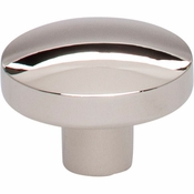 Top Knobs - Lynwood Collection - Hillmont Knob 1 3/8 Inch - Polished Nickel - TK910PN