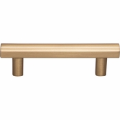 Top Knobs - Lynwood Collection - Hillmont Pull 3 Inch - Honey Bronze - TK903HB