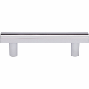 Top Knobs - Lynwood Collection - Hillmont Pull 3 Inch - Polished Chrome - TK903PC