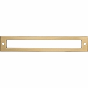 Top Knobs - Lynwood Collection - Hollin Backplate 6 5/16 Inch - Honey Bronze - TK926HB