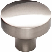 Top Knobs - Lynwood Collection - Kinney Knob 1 1/2 Inch - Brushed Satin Nickel - TK902BSN