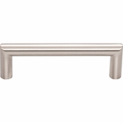 Top Knobs - Lynwood Collection - Kinney Pull 3 3/4 Inch - Brushed Satin Nickel - TK941BSN
